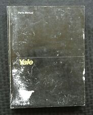 YALE GC GLC GP GLP 060 070 080 FORKLIFT PARTS CATALOG MANUAL 6000-8000 CAPACITY