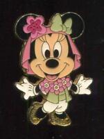TDS 2010 Spring Game Prize Minnie Disney Pin 83518