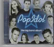 (FX550) Pop Idol: The Big Band Album - 2002 CD