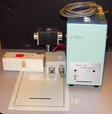 Hamamatsu Regulated Current Power Supply for Continuous Mode XENON Lamp