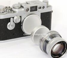 LEICA Body Cap for Leica L39 & LEICA L39 Rear Lens Cap for NOCTILUX 0.95/50mm