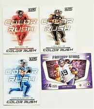 New listing LOT OF 4 2018 SCORE FOOTBALL CARDS