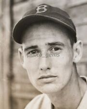 1939 Ted Williams Rookie Portrait 8x10 Archival Photo