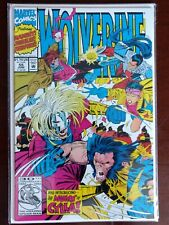 Wolverine #55. Marvel 1988