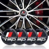 4 pcs moyeu 56,5 mm TRD Racing Toyota Camry Corolla Yaris