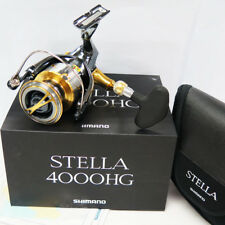 SHIMANO Stella SW4000HG Spinning Reel 4000 HG FEDEX PRIORITY 2DAY TO USa