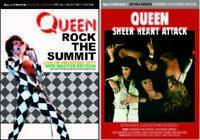 QUEEN 『ROCK THE SUMMIT』『SHEER HEART ATTACK 』 4CD+2DVD