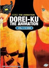 Dorei-Ku The Animation DVD (Vol.1-12 end) with English Dubbed
