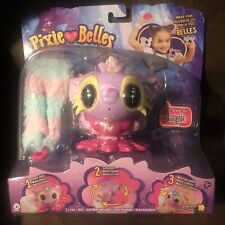 Pixie Belles Layla (Purple) Interactive Electronic Pet with Bonus Tail