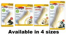 PETSTAGES CHICK A BONE LONG LASTING TOUGH DURABLE DOG PUPPY CHEW TOY 4 SIZES NEW