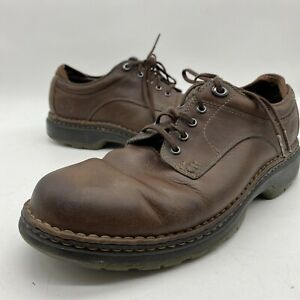Timberland Men Brown Leather Madison Summit 29511 Oxford Dress Casual Shoe 9.5 W