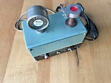 HERAEUS Hanau Bimetall Vakuummeter Vakuum Messgerät 1 Torr - 0,001 Torr