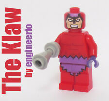 LEGO Custom --- The Klaw --- Marvel Super heroes minifigures