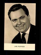 Jiri Popper VEB Verlag Postkarte ## BC 78972