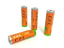 4 x AA Akku NI-MH Batterien wiederaufladbare Akkus 3800 mAh Mignon 1,2 Volt Accu