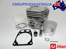 Quality Nikasil Husqvarna K970 K960 Cylinder Kit Demo Saw w Gasket&Bearing 56mm