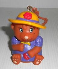 LADY BEAR - orsetta 90s China puppet keychain sharpener - temperino portachiavi