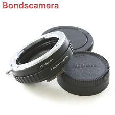Af confirmer minolta sony alpha une Lentille à Nikon F Mount Adaptateur caméra optique D800