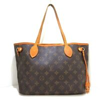 Auth LOUIS VUITTON Neverfull PM M40155 Monogram MB3057 Tote Bag