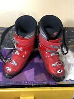 Nordica Beast 10 Men Ski Boots RED 28.0 / 28.5 -Made in Italy