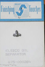 Selley #384 Elesco Oil Seperator (HO Scale) Light Cast Metal
