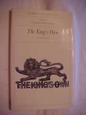 1972 Book, THE KING'S OWN by Howard Green, FAMOUS REGIMENTS