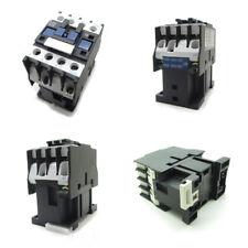 AC Contactor Motor Starter High Power 12A 18A 25A 32A 3 Phase NO AC220V Coil