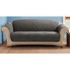 Sure Fit Sofa Ultimate Waterproof Furniture Cover/Gray/Non-slip backing