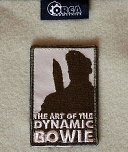 Orca Industries Art Of The Dynamic Bowie Morale Patch Inglourious Basterds