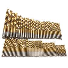 99pcs Titanium Coated High Speed Steel Serratula Drill Bit Set Tool W9S2