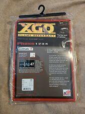 XGO Flame Retardant FR 2 Desert Sand Tactical Pants Men's Large 2F12V New