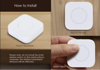 Xiaomi AQara Smart Multi-Functional Intelligent Wireless Switch Key ZigBee conne