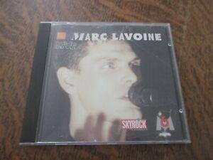 cd album MARC LAVOINE live