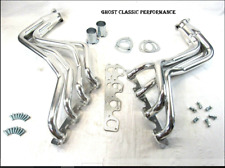 Ford Truck/Bronco/F-150 351C/351M-400 Long Tube Header Ceramic W / Hardware