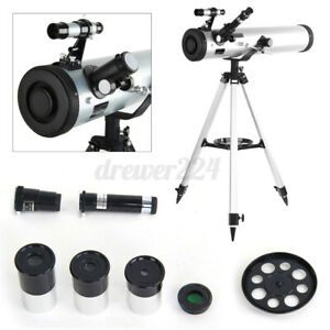 350X Professional Monocular Space Astronomical Telescope For Student Kids