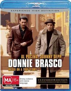 Donnie Brasco (Blu-ray) *Region ABC*