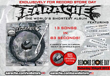 "Earache Records - World's Shortest Album (RSD Exclusive, Carcass, Red 5"", 200)"
