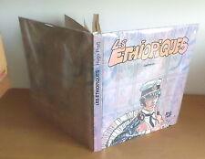 E.O. Grand format 1980 les Ethiopiques H.pratt corto Maltaise TBE