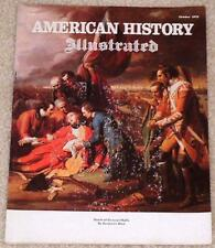 American History Illustrated 1975 Poe Ironclads Bible