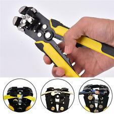 Professional Automatic Wire Striper Cutter Stripper Crimper Pliers Terminal MWUK