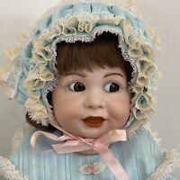 Kammer Reinhardt Simon Halbig 116/A Flirty Eyes Character Toddler Doll Repro