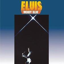 Elvis Presley - Moody Blue (40th Anniversary Clear Blue) (NEW VINYL LP)