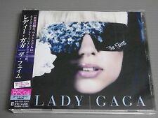 LADY GAGA Japan CD with OBI, THE FAME +3