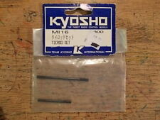 MI16 MI-16 Tie Rod Set - Kyosho Pure Ten Mantis