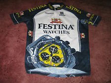 """FESTINA WATCHES PEUGEOT SIBILLE italien Maillot de cyclisme [46""""]"""