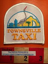 Townsland Taxi Advertising Patch ~ Queensland Australia Cab 5NA6