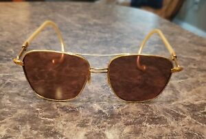 Vintage 1950s Aviator Sun Glasses