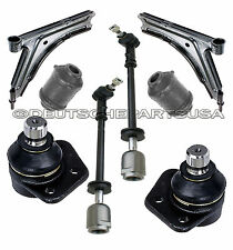 VW CABRIOLET JETTA RABBIT Control Arms Ball Joint Joints Bushing Tie Rod Rods