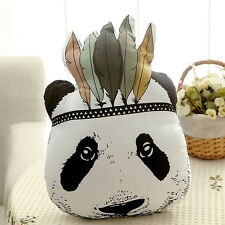 Kawaii Plüsch Panda Puppe Deko Kissen Kinder Spielzeug Stuffed Geschenk Deko