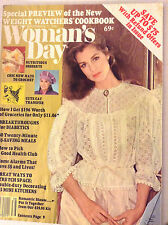 Woman's Day Magazine Romantic Blouses September 22, 1981 081017nonrh